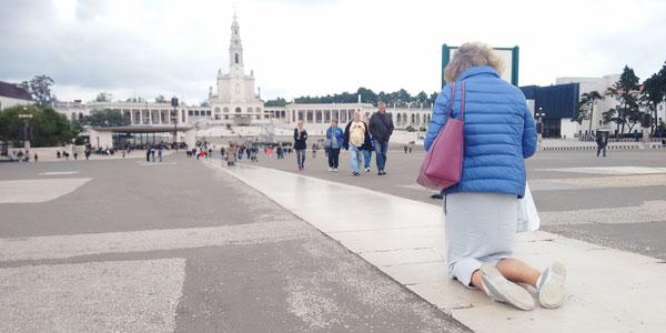 Capelinha das Aparições , o coração do Santuário de Fátima (3)
