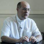 Dom Darci Nicioli comenta a venerao a Nossa Senhora