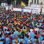 Eventos simultâneos facilitam a participação dos peregrinos na JMJ