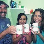 Família carioca acolherá jovens em sua casa