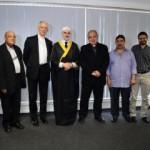 COL recebe representantes muçulmanos que participarão da JMJ