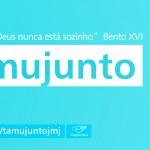 Clipe #TamuJunto JMJ