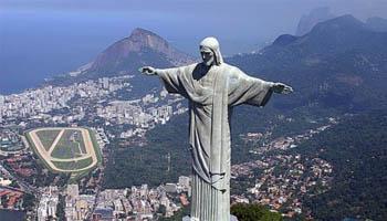 Cristo Redentor passará por teste de segurança antes daa JMJ
