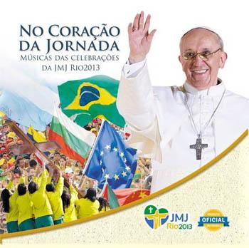 JMJ Rio2013 lança CD com as músicas da Missa de Envio