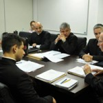 Comitiva do Vaticano avalia cerimonial do Papa