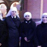 Religiosas vão a Aparecida para receber bênção do Papa
