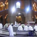 Dom Beni e Monsenhor Jonas comentam Missa do Papa em Aparecida