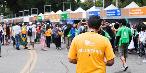 Feira Vocacional na JMJ oferece espaço para jovens descobrirem a vocação
