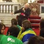 Catequese na JMJ: parar para ouvir a voz do Pastor