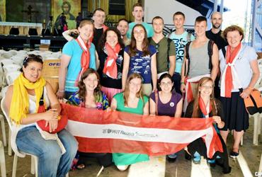 Jovens da Áustria