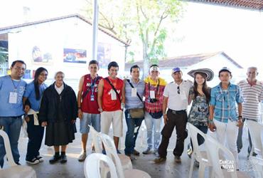 Jovens da Colômbia