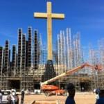 Campus Fidei recebe os últimos preparativos para acolher o Papa