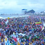 Missa abre oficialmente a JMJ Rio2013