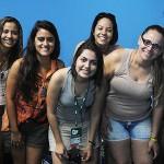 Grupos de jovens se hospedam em colégio carioca