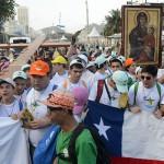 Jovens do Movimento Schoenstatt evangelizam nas praias cariocas