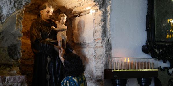 Imagem do Convento de Santo Antônio (Fotos: Robson Siqueira-CN)
