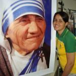 """""""Vida e espiritualidade de Madre Teresa de Calcutá"""""""
