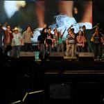 Programação dos músicos da Canção Nova durante a JMJ
