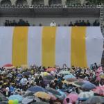 Melhores momentos da visita do Papa à favela