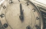 Quando o tempo cai no chão