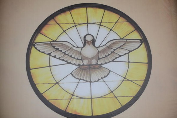 Cheios do Espírito Santo