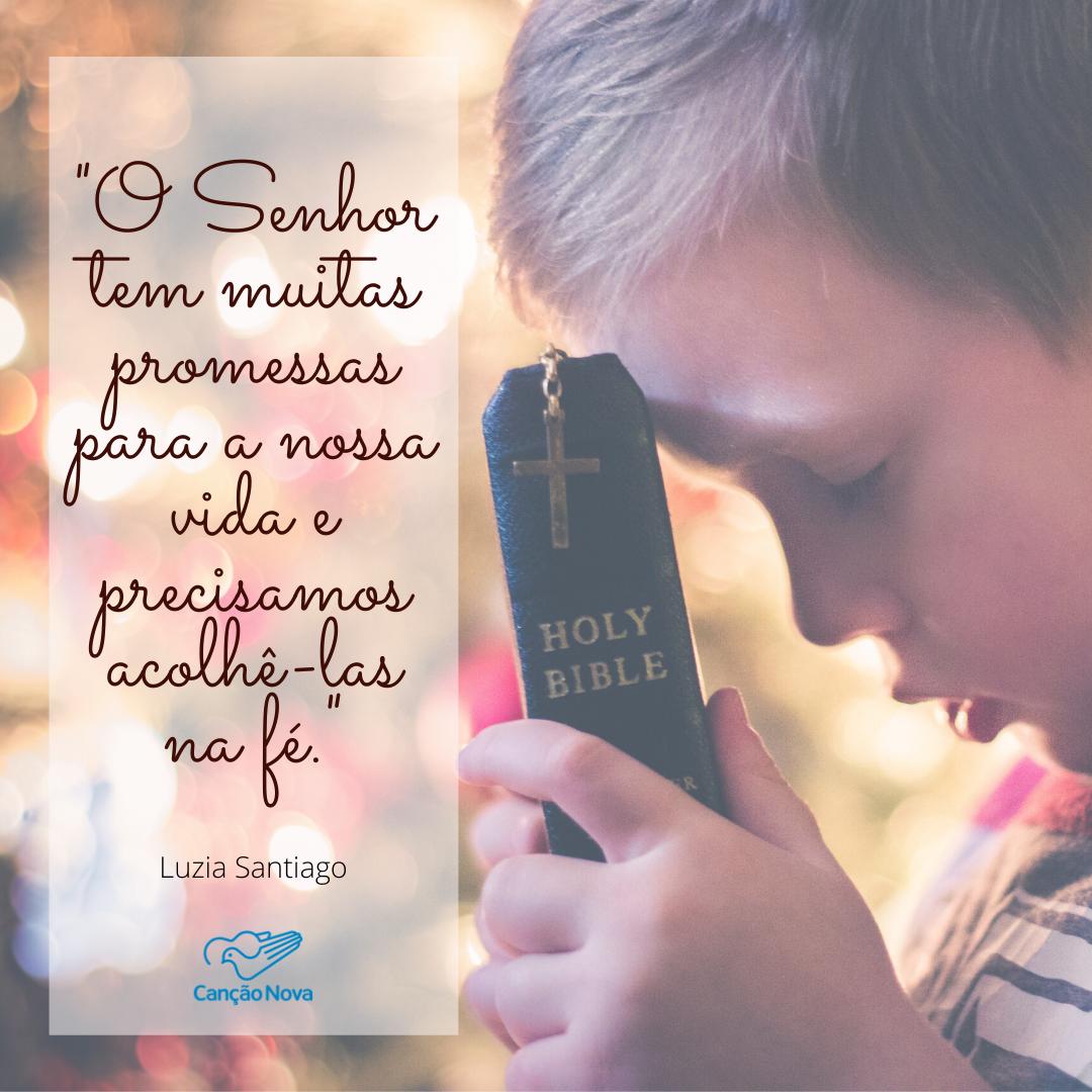 Colher as promessas de Deus