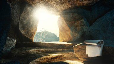 É Ressurreição! É vida nova! Aleluia!