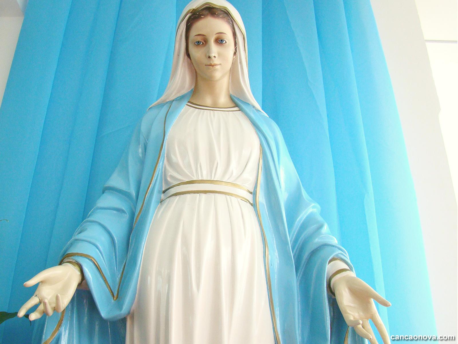 Compreenda Por Que A Virgem Maria é Cheia De Graça