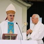 Padre Jonas consagra Canção Nova a Nossa Senhora de Fátima