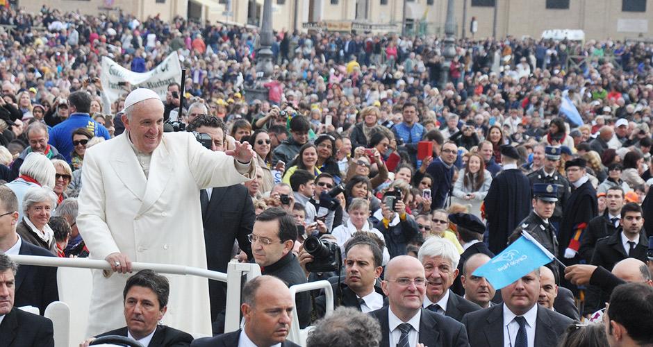 A Canção Nova está em festa pelo seu reconhecimento-Papa