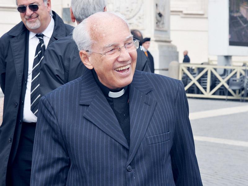 Reconhecimento Definitivo do Vaticano