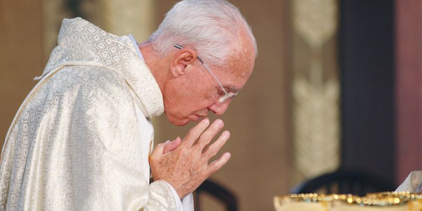 A Eucaristia é a fonte para a santificação