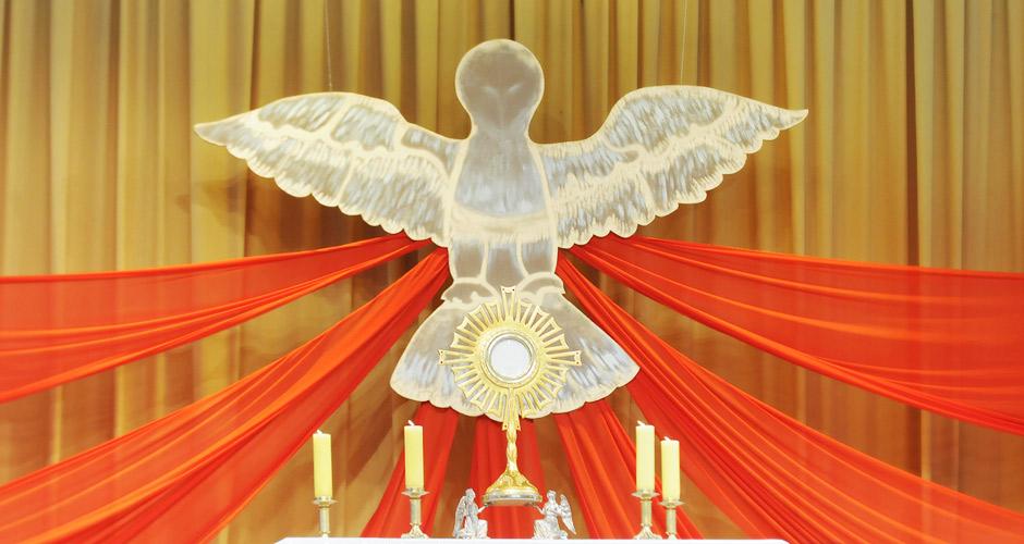 Você ja é batizado no Espírito Santo?