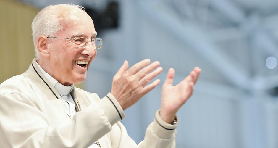Monsenhor Jonas Abib vai festejar 78 anos de vida
