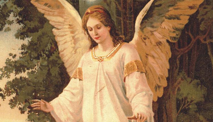 O mundo sobrenatural dos anjos