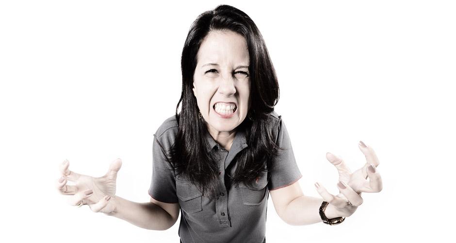 Aprenda a lidar com a irritação