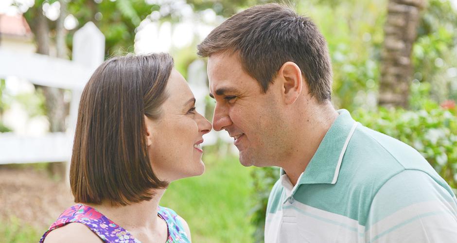 Por que o casal precisa ter fé?
