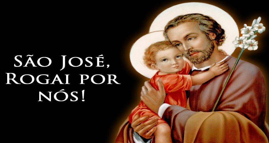 São José, o melhor exemplo de pai