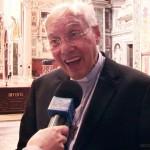 Monsenhor Jonas dá entrevista sobre o Retiro dos Sacerdotes