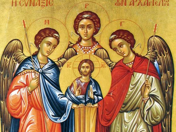Resultado de imagem para 29 de setembro santos arcanjos