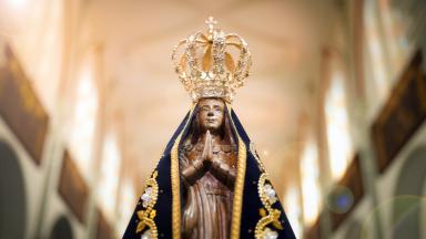 Conheça a história da imagem de Nossa Senhora Aparecida