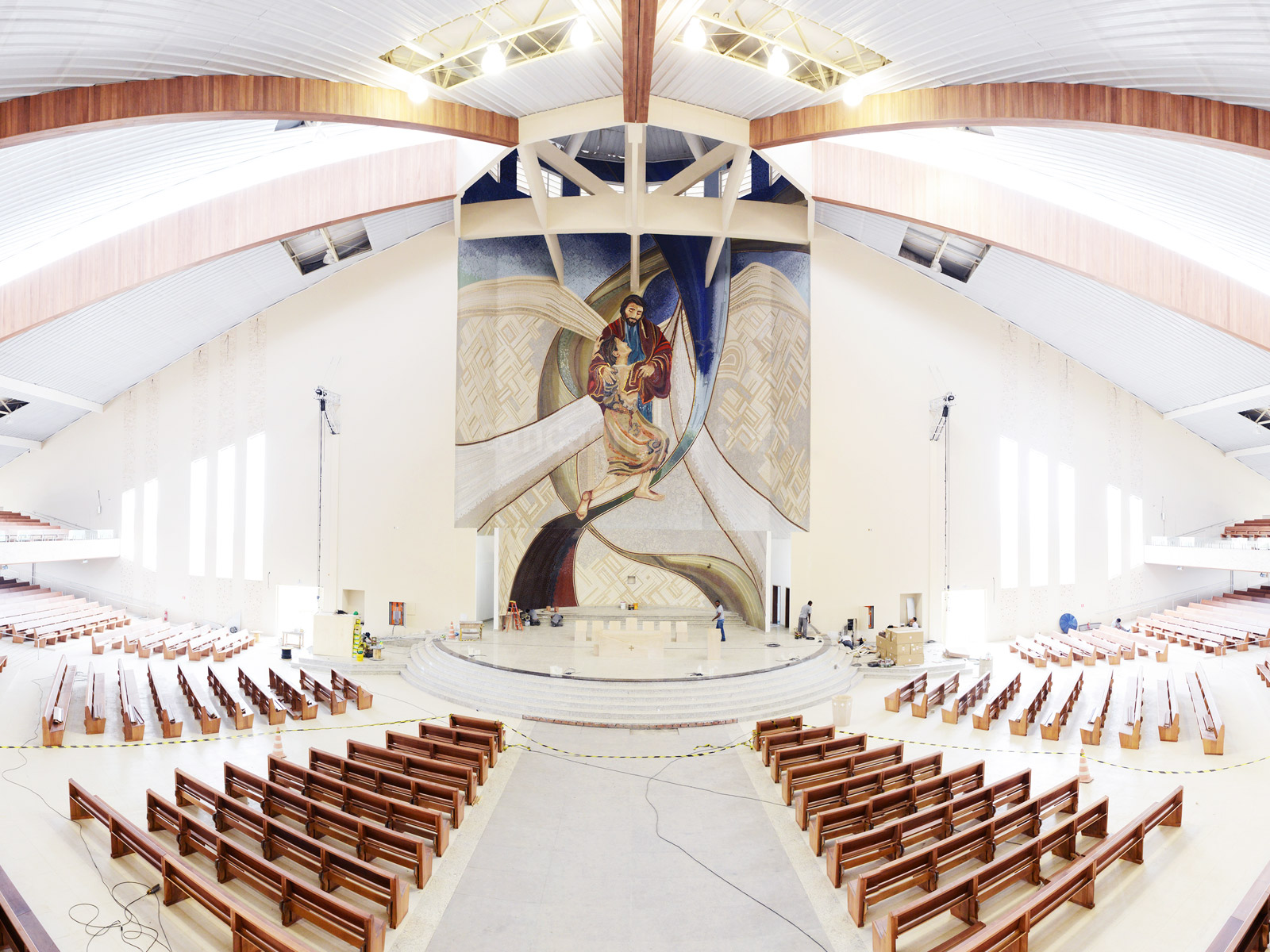 Resultado de imagem para santuario pai das misericordias