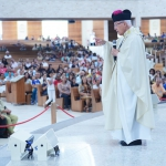 Missa marca aniversário sacerdotal de monsenhor Jonas Abib