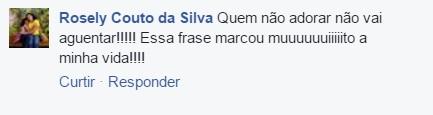 Rosely Couto da Silva
