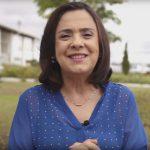 Luzia Santiago agradece pela vida de monsenhor Jonas Abib