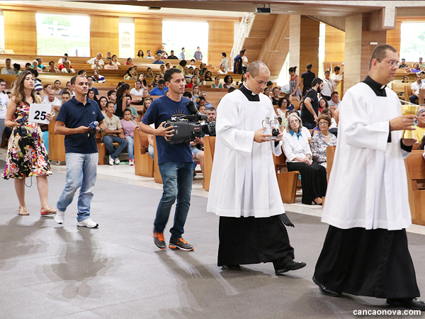 Missa de aniversário sacerdotal (1)