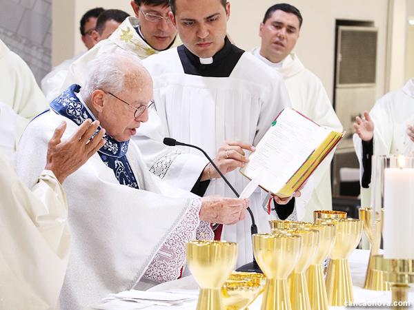 Missa de aniversário sacerdotal (5)