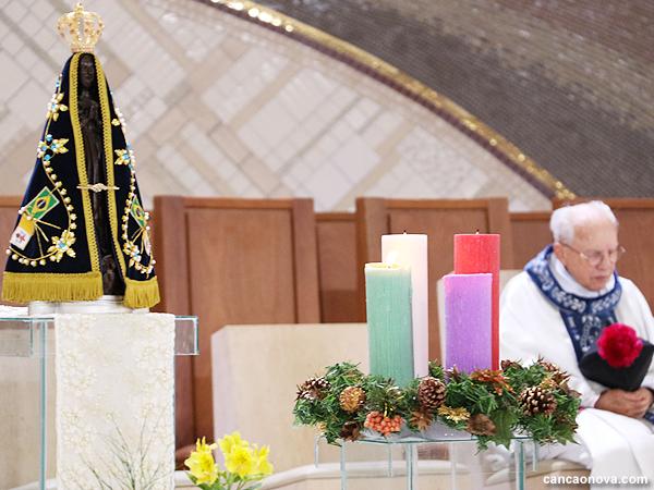 Missa de aniversário sacerdotal (6)