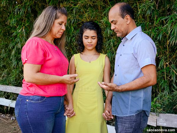 A família precisa viver juntos a espiritualidade - Capa Portal