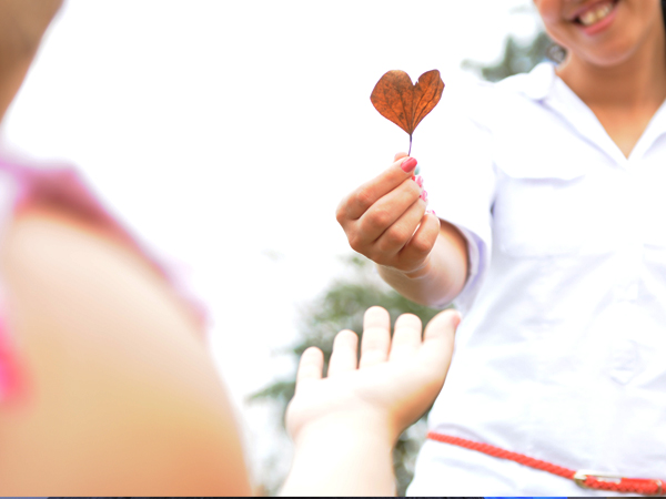 A receita para a santidade é o amor